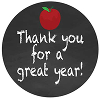 What a great year - thank you to everyone for all you do to make GRE a special place!